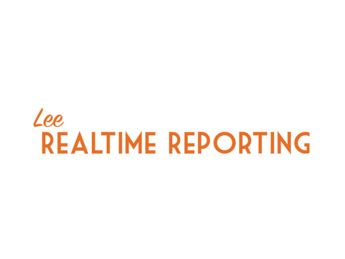 Lee Realtime Reporting